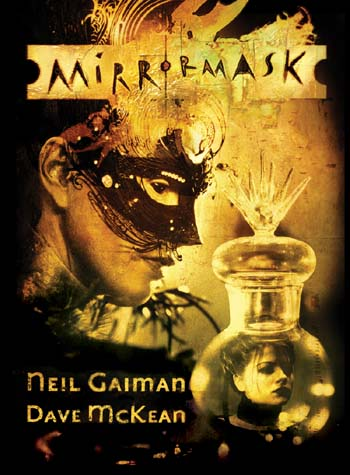 Scriptbook for 'MirrorMask'